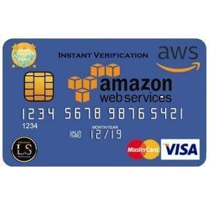 AWS Amazon VCC _ Instant Verification