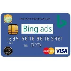 Bing Ads (Microsoft Ads ) VCC