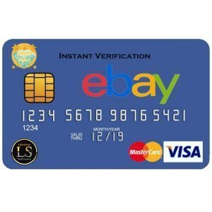 eBay Verification VCC _ Instant Verification