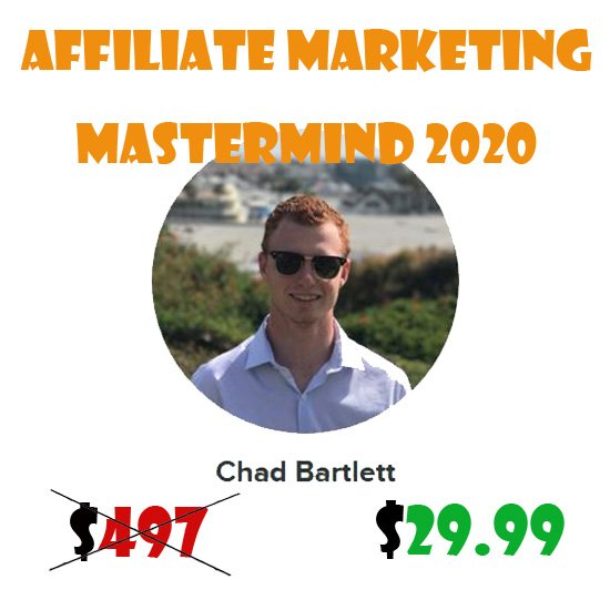 Best Affiliate Marketing Mastermind 2020 _ Chad Bartlett _ Lifetime Software Store