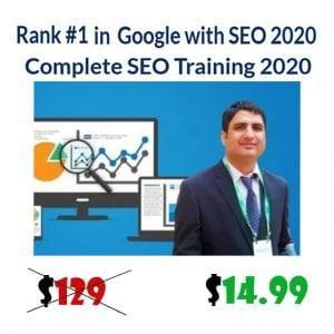 Complete SEO Training 2020