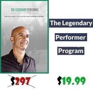The Legendary Performer Program 2020