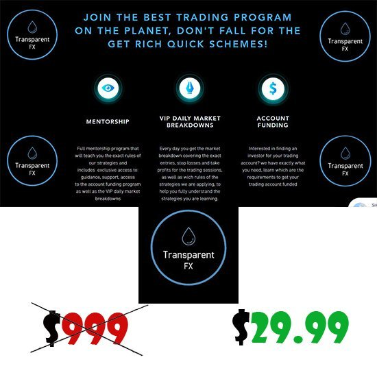Transparent FX _ Trading Course 2020