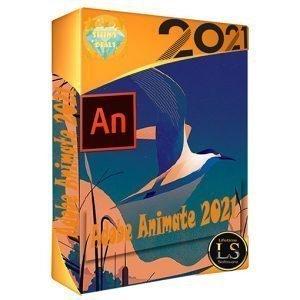 Animate CC 2021 For Windows & MacOS