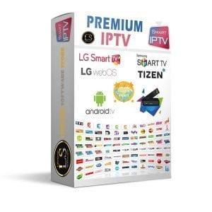 Smart I-P-TV Premium Subscriptions