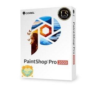 Corel Paint Shop Pro Ultimate 2020-2021